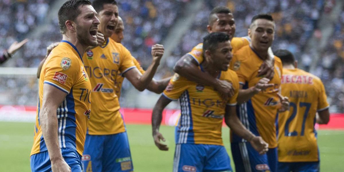 ¡El Campeón sigue vivo! Gignac lidera pase de Tigres a Semifinal en el Clásico Regio