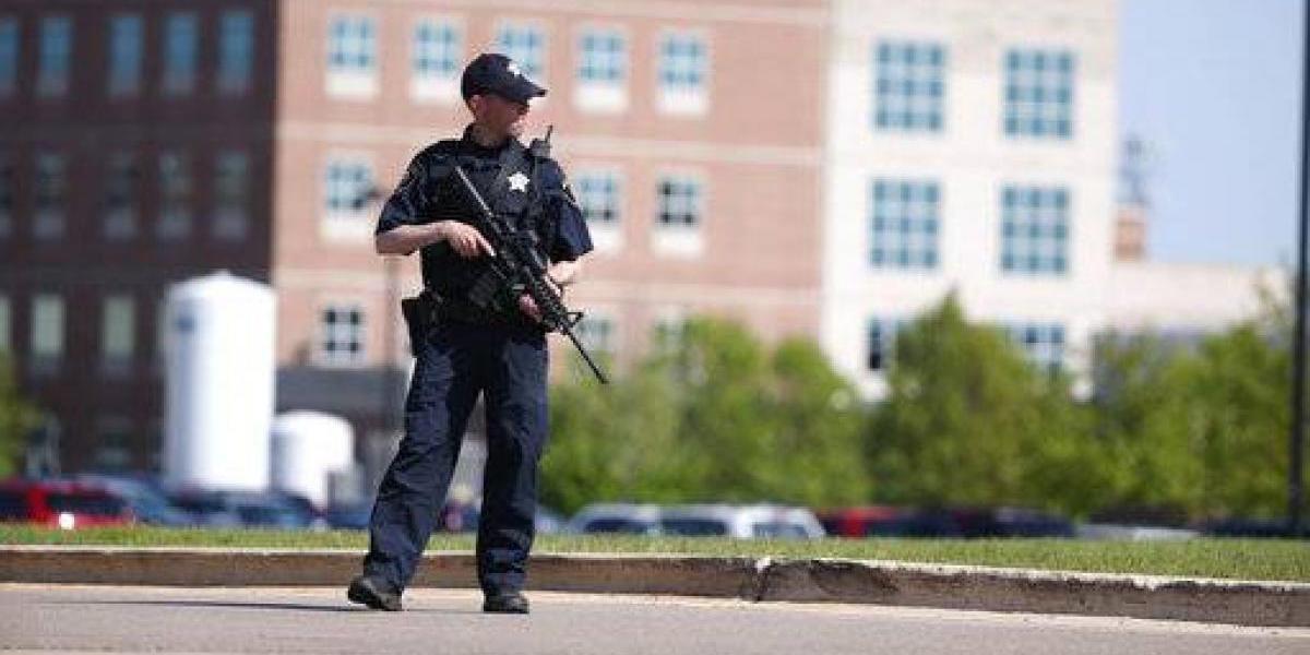 Matan recluso que tomó rehen en hospital de Illinois