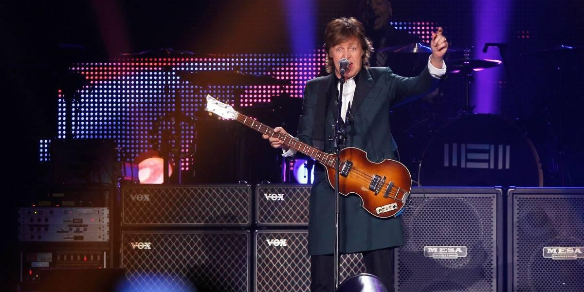 "Así es el look Paul McCartney para ""Pirates Of The Caribbean: Dead Men Tell No Tales"""