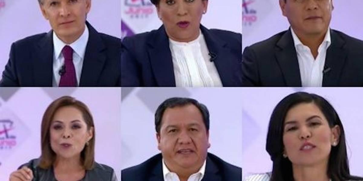 Solicita PRD al IEEM realizar tercer debate entre candidatos