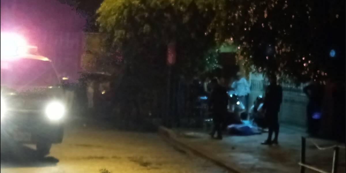 Asesinan a piloto de tuctuc y capturan a presuntos responsables