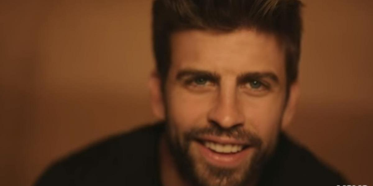 """VIDEO: Piqué protagoniza el vídeo """"Me enamoré"""" de Shakira"""