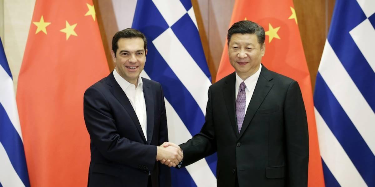 Presidente chino, Xi Jinping, pide ampliar cooperación entre China y Grecia