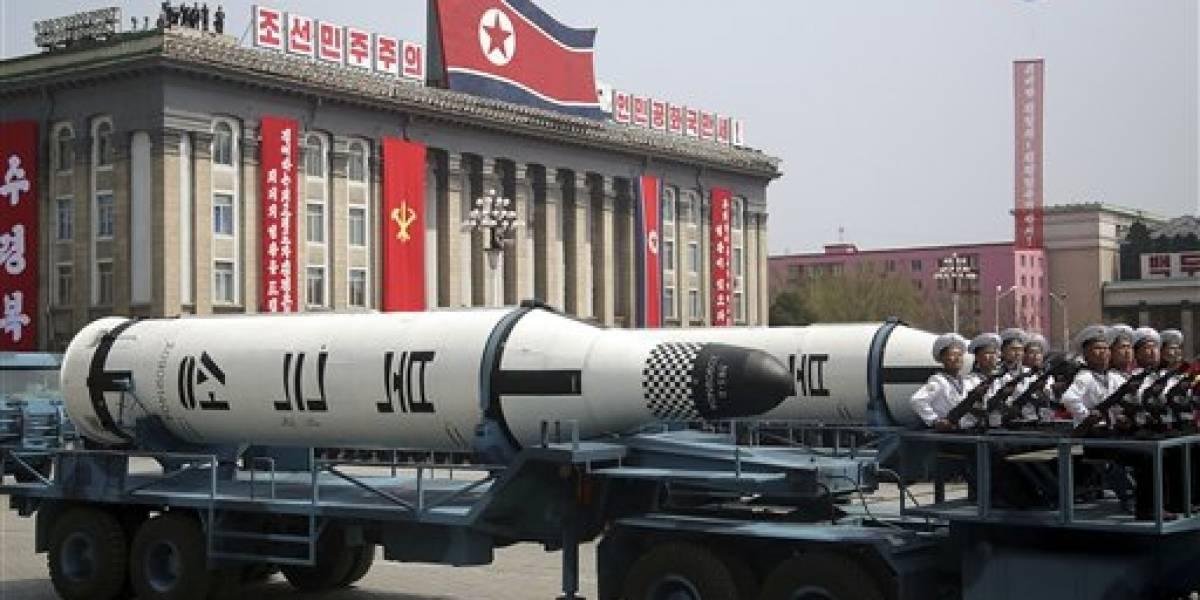 Corea del Norte lanza otro misil que aumenta la tensión con EEUU