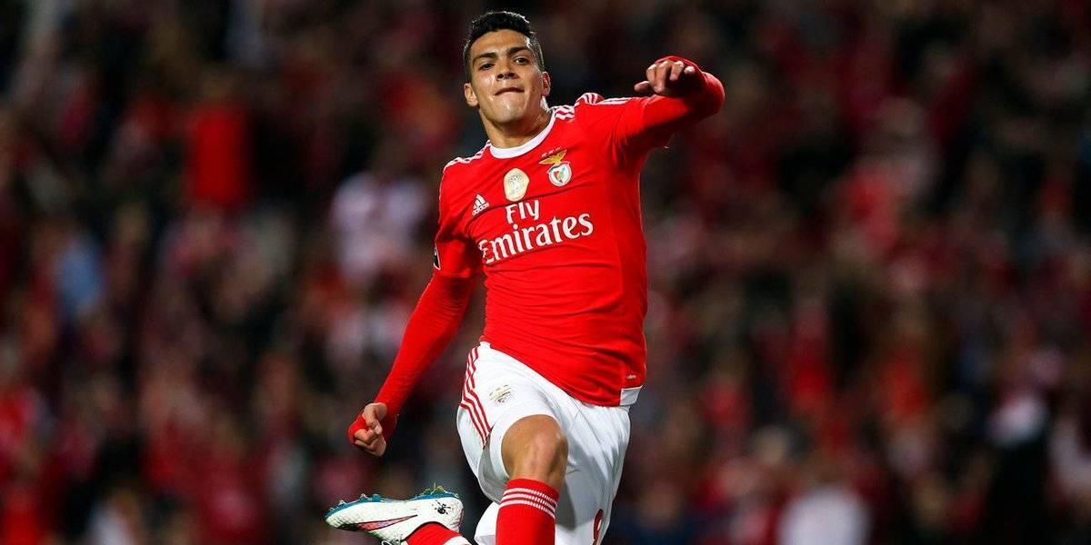 VIDEO: Raúl Jiménez marca y Benfica se corona campeón de Portugal