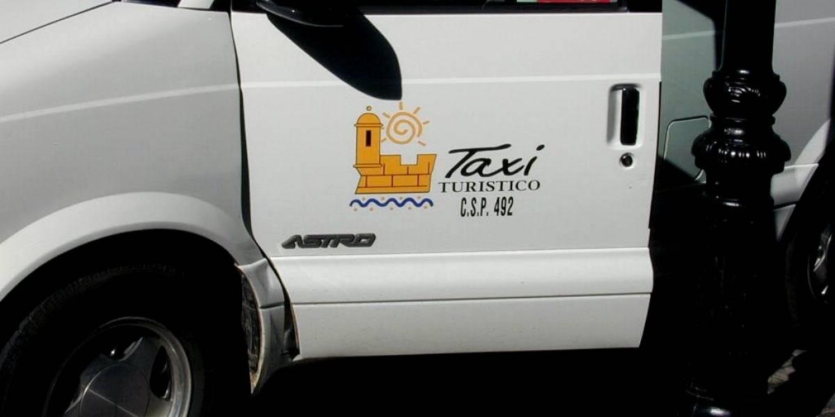 CSP informa autorizaciones para licencias de taxis turísticos no se paralizarán