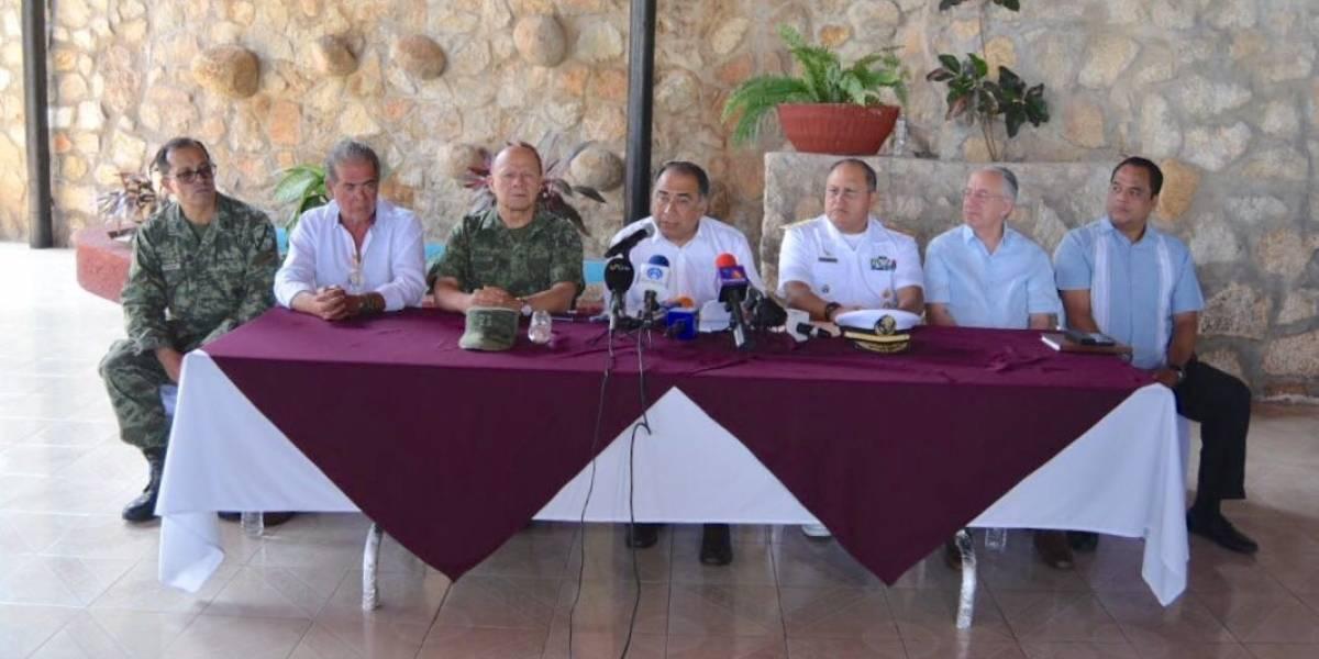 Astudillo Flores da a conocer resultados de las acciones por el Grupo de Coordinación Guerrero en Tierra Caliente