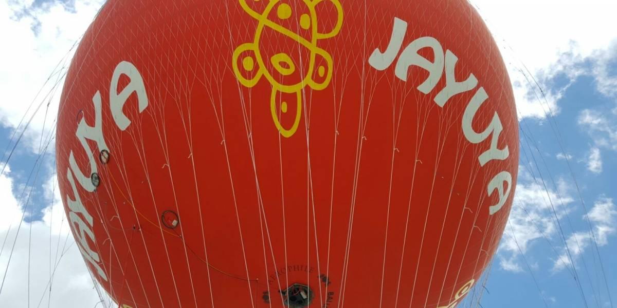 Jayuya espera reactivar su economía con el globo aerostático