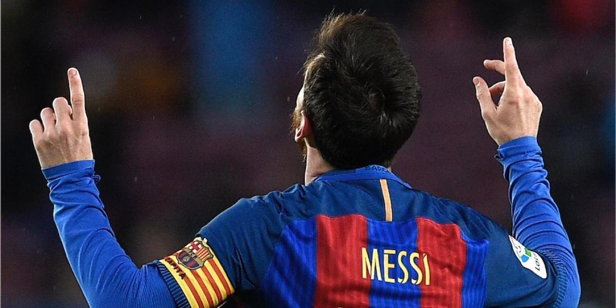 El nuevo y curioso reto que tiene pendiente Lionel Messi