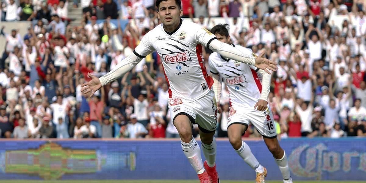Los Lobos BUAP dio el primer aullido rumbo a Primera División