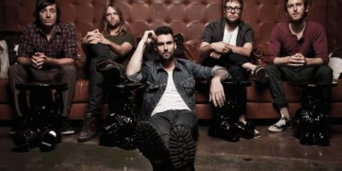 ¡Increíble! Se agotaron las entradas más caras al concierto de Maroon 5