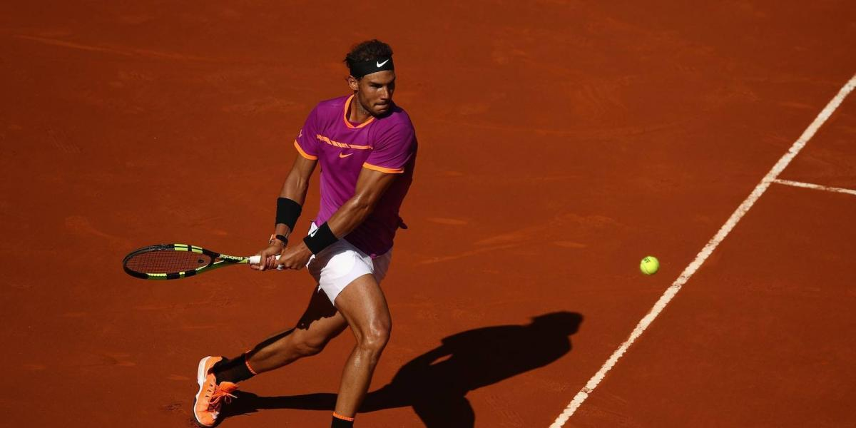 Nadal vence a Djokovic y está en la final del Abierto de Madrid