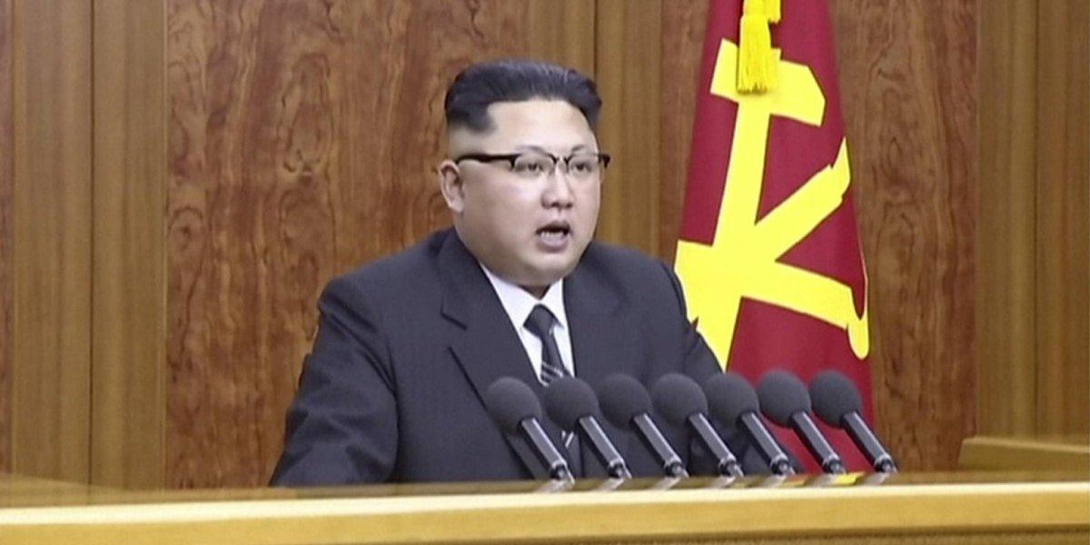 Kim Jong-un ha tomado