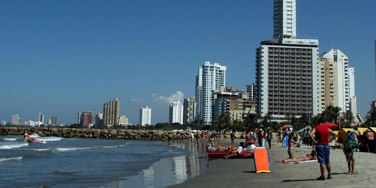Hombre se ahogó en playa de Cartagena al ingresar antes del horario permitido