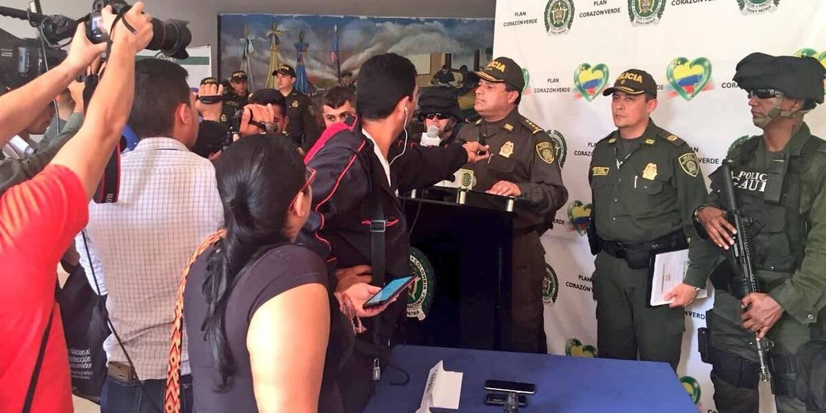 Policía detiene a 16 personas que tendrían que ver con el 'plan pistola'