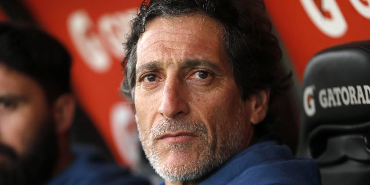"""Mario Salas da vuelta la página y piensa en Paranaense: """"Vamos a ganar esa final"""""""