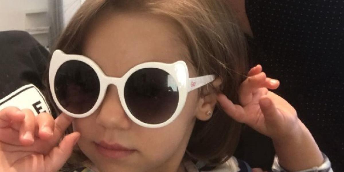 Alaïa sigue los pasos de su papá