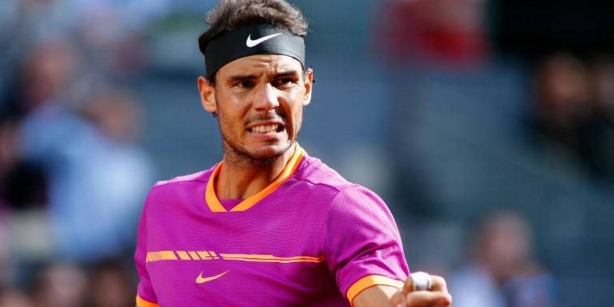 Nadal sigue invencible en arcilla y conquista por quinta vez el Masters 1.000 de Madrid