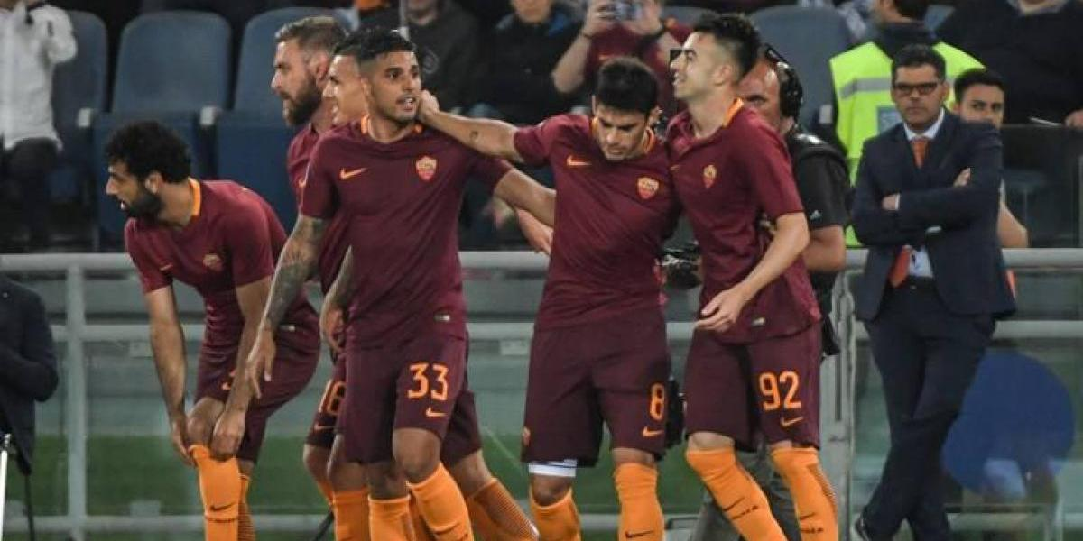 Roma venció a Juventus y no se rinde en la lucha por el título de la Serie A
