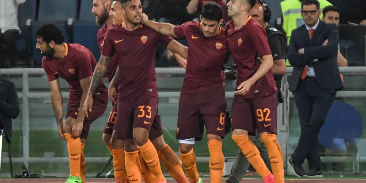 La Roma aplaza el título de la Juventus