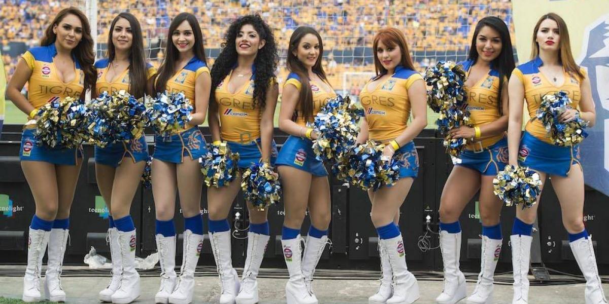 FOTOS: Las chicas más bellas de los cuartos de final del Clausura 2017