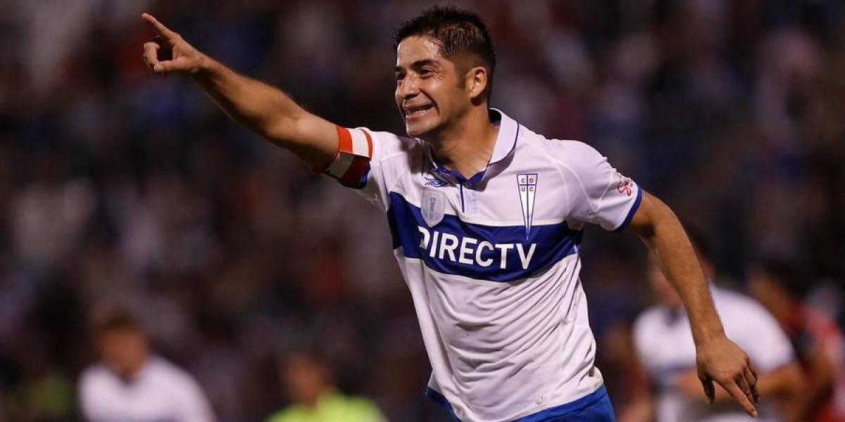 """Cristián Álvarez se la juega: """"Tengo una tincada y creo que la U va a ser campeón"""""""