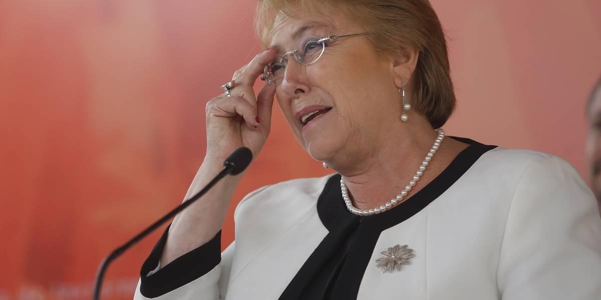 Presidenta Bachelet llamó a actuar contra ola proteccionista de EE.UU. y Europa