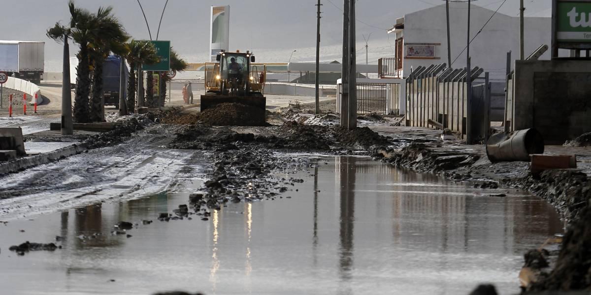 Dramática falta de servicios básicos en regiones afectadas por inundaciones