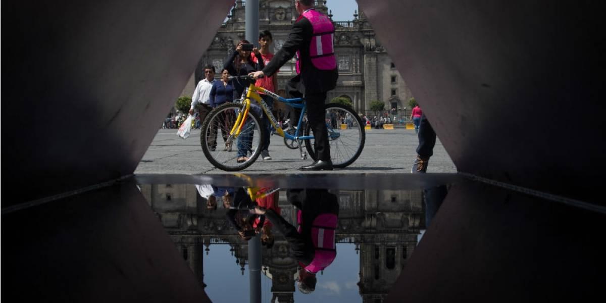 La Ciudad de México ya tiene su alcaldesa de la bicicleta