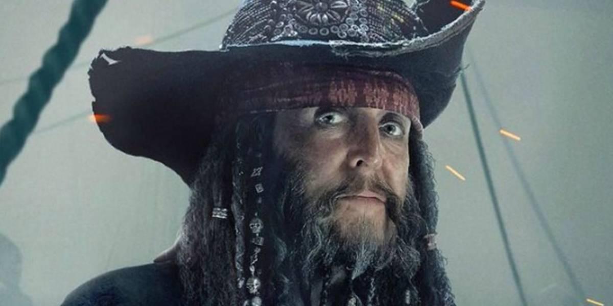 El cantante inglés Paul McCartney se une a 'Piratas del Caribe'