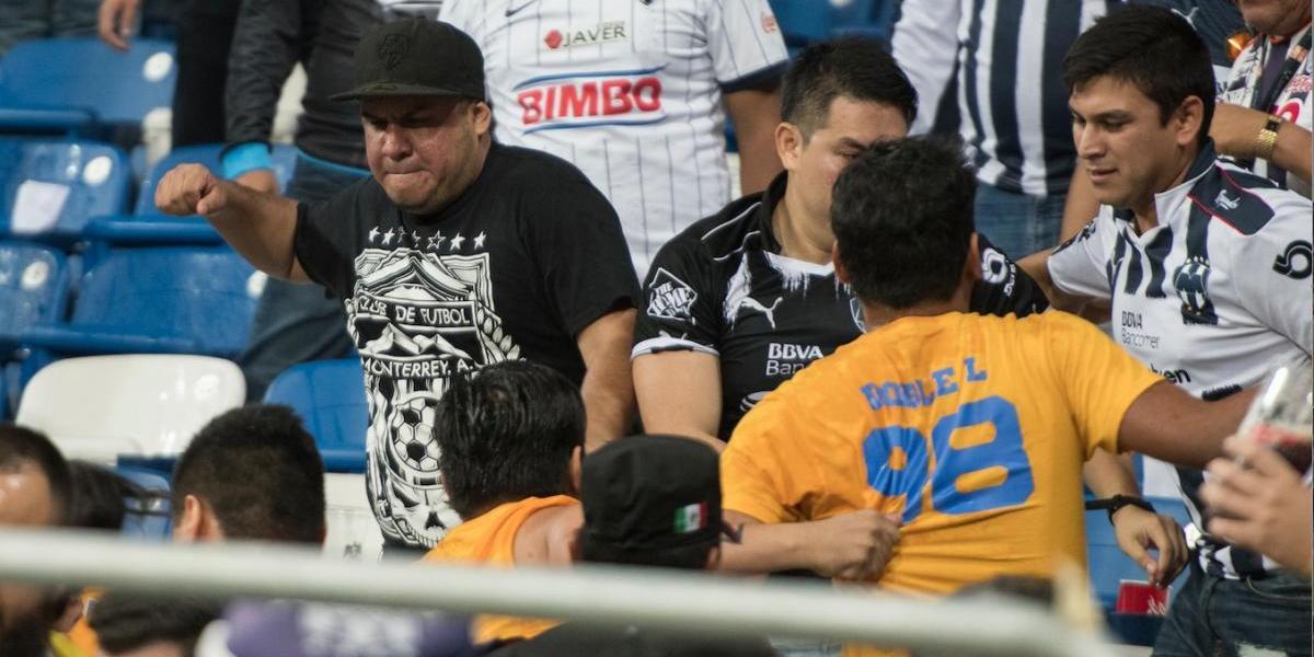Rayados reprueba actos de violencia y ofrece disculpas