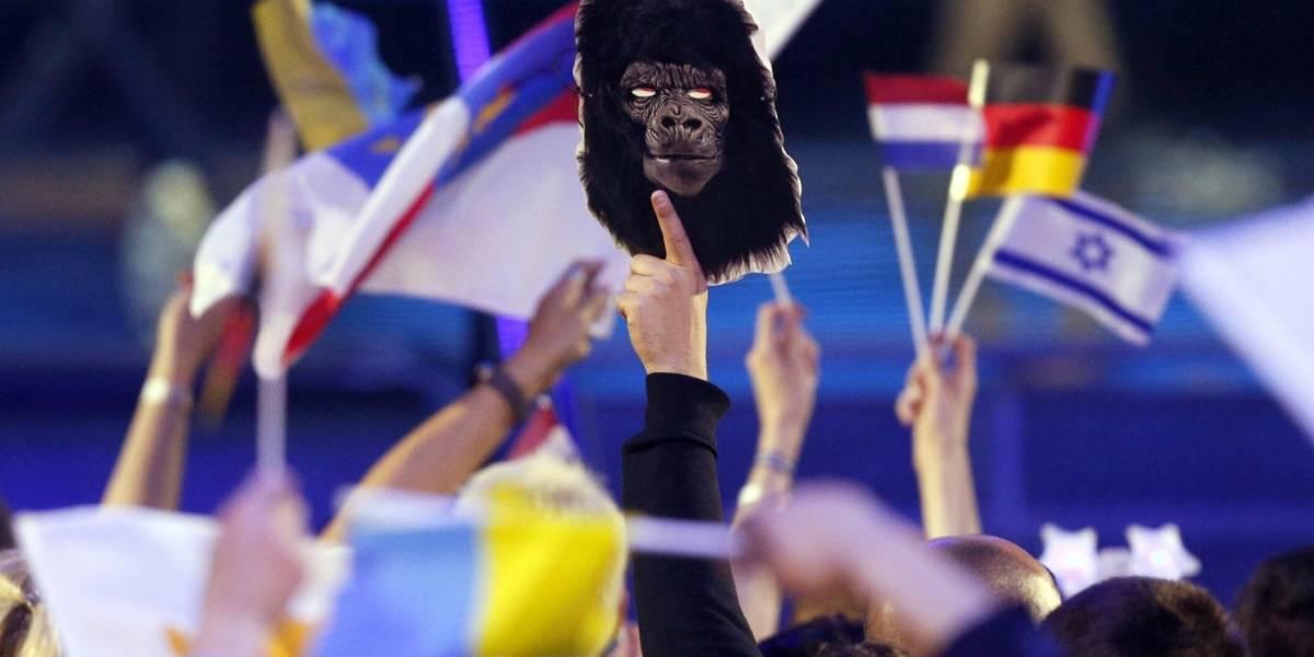 Hombre que mostró trasero en Eurovisión podría recibir hasta cinco años de cárcel