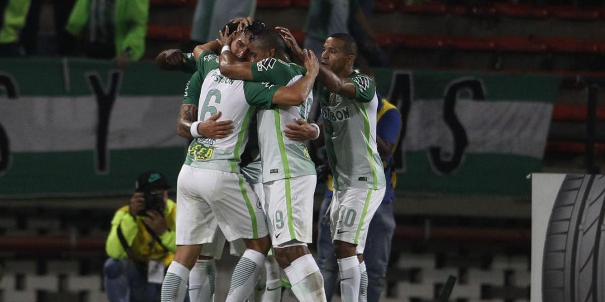 Nacional ganó ante Patriotas, mientras que Santa Fe no pudo con Jaguares