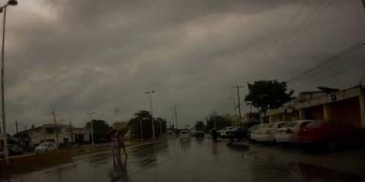 Continuarán tormentas y lluvias fuertes en varias regiones del país
