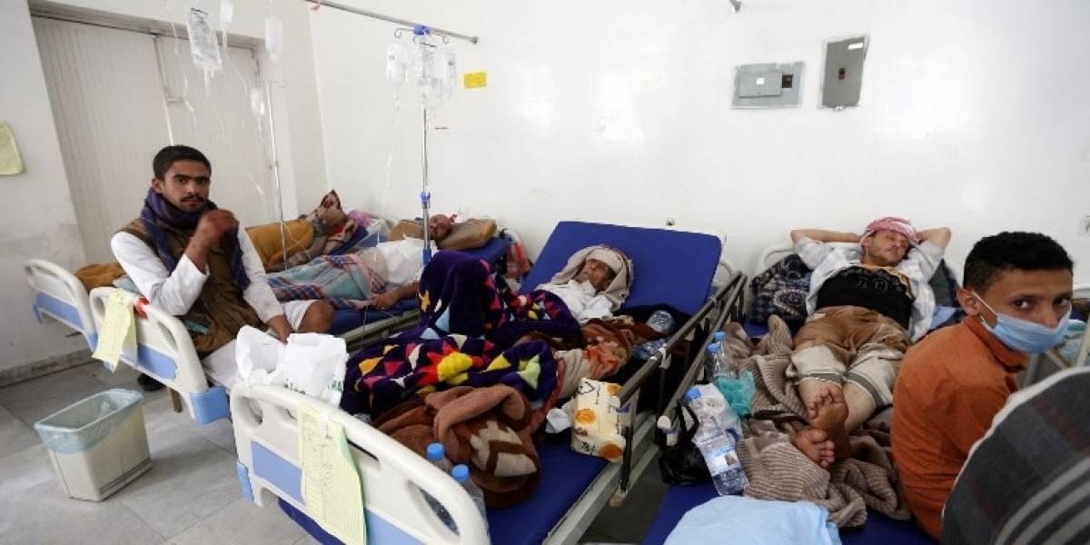 115 muertos por cólera en Yemen y miles de casos sospechosos detectados