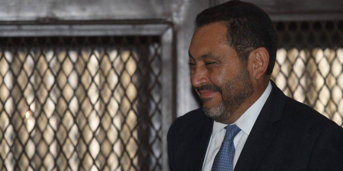 Anuncian fecha de inicio de juicio contra López Bonilla en el caso Blindados