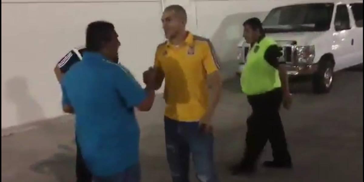 VIDEO: Tigres olvida a Torres Nilo en estadio de Monterrey