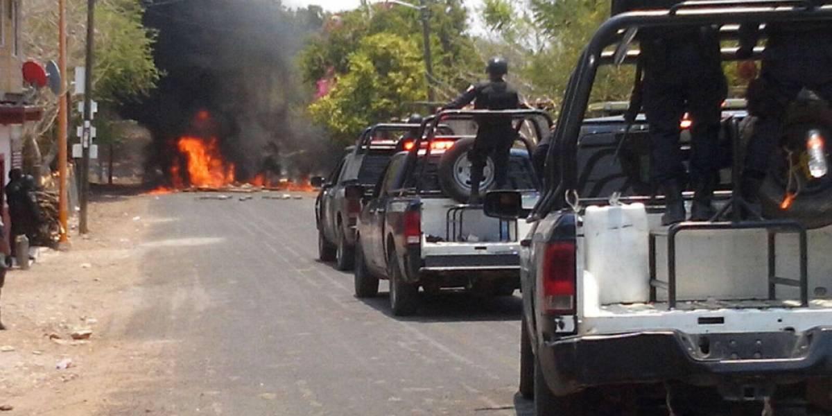 PGR investiga agresión contra siete periodistas en Guerrero