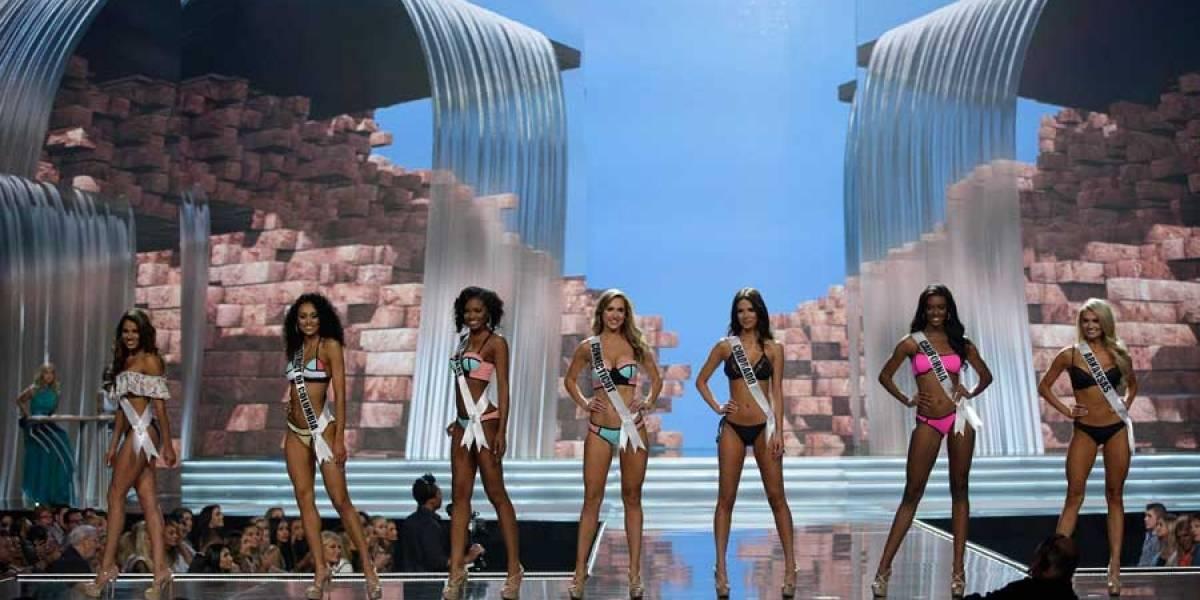 Todo listo para Miss USA en Las Vegas esta noche