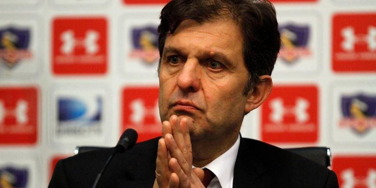"""La tristeza de Aníbal Mosa: """"Hipotecamos el campeonato y eso duele mucho"""""""