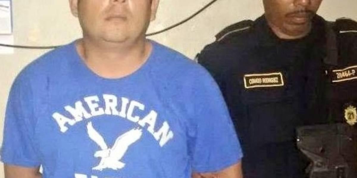 Presunto secuestrador salvadoreño se fuga del Hospital Roosevelt