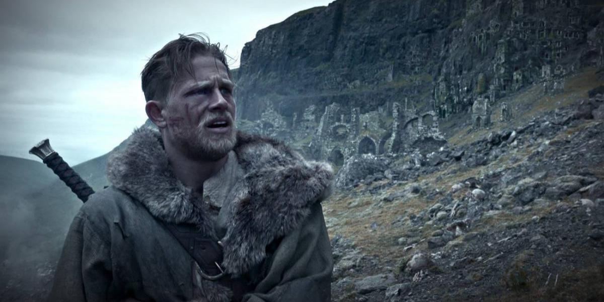 King Arthur decepciona en la taquilla de Estados Unidos