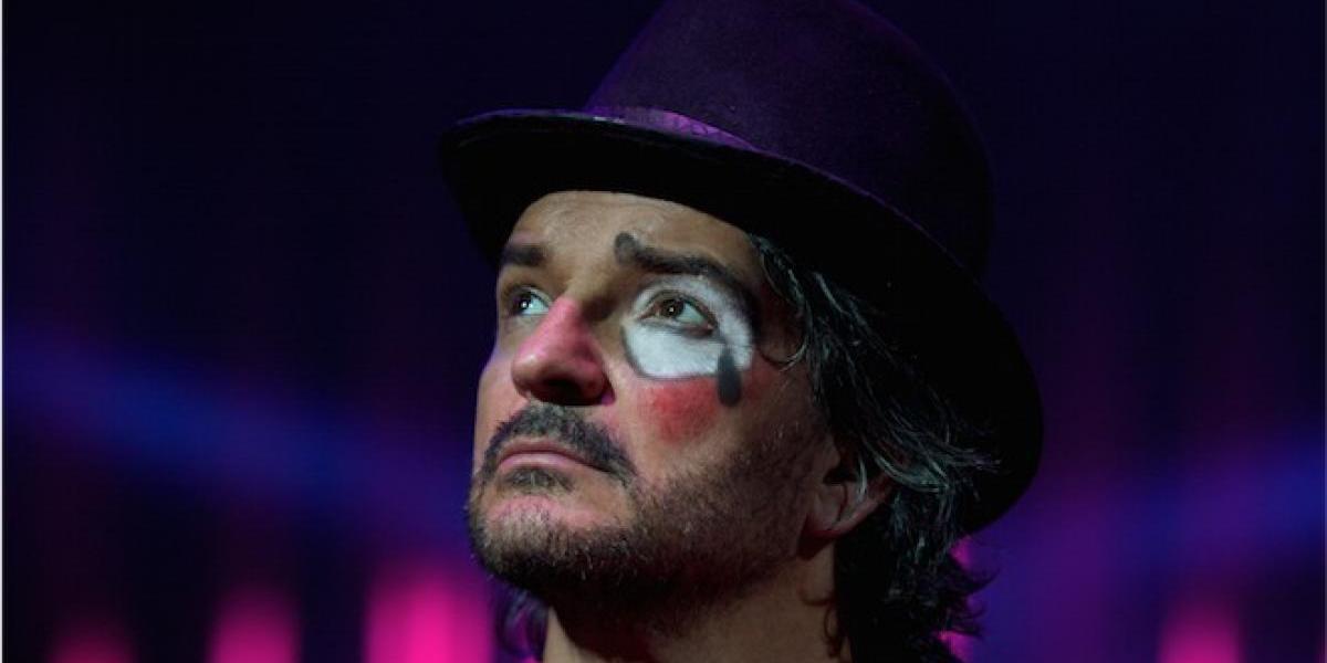"""Cancelan gira europea """"Circo soledad"""" de Ricardo Arjona"""