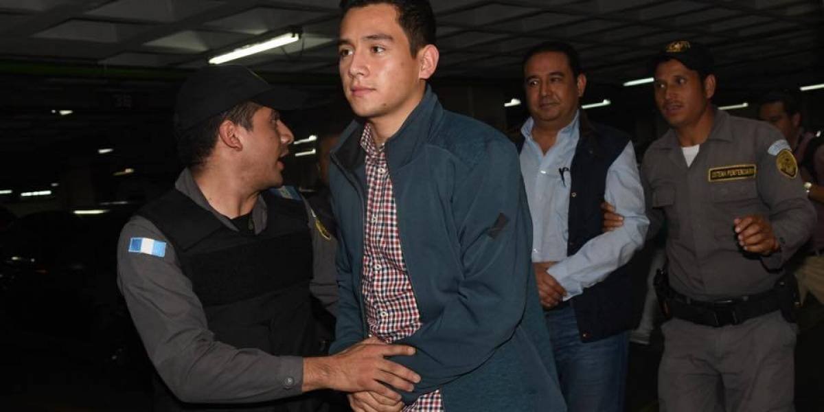 Hijo y hermano del presidente Jimmy Morales sabrán si enfrentarán juicio