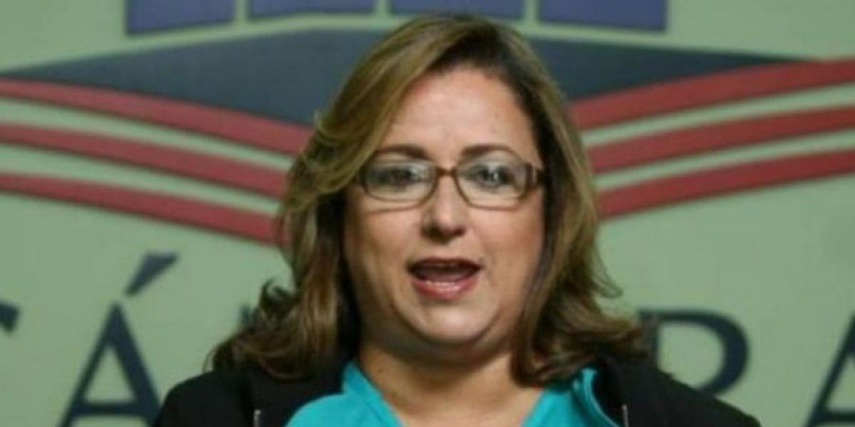 Lourdes Ramos defiende proyecto que reestructura AEELA
