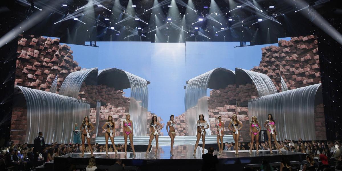 Estas son las participantes de origen latino que van por el título de Miss USA