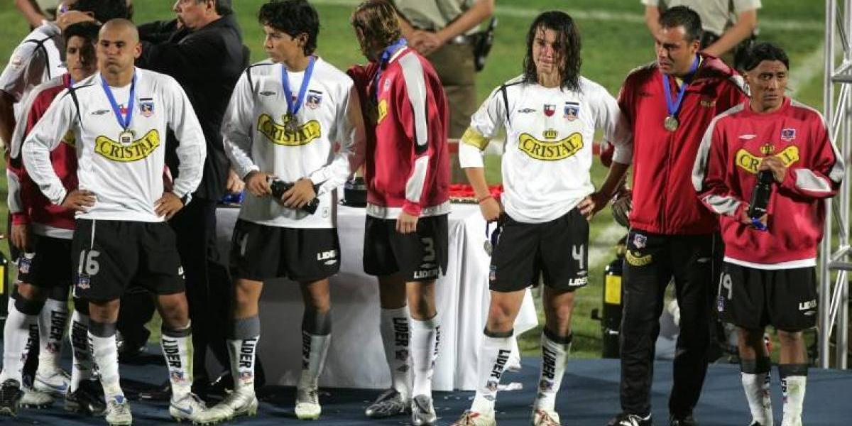"""Los """"arrugues"""" de Colo Colo que comenzaron ante Pachuca"""