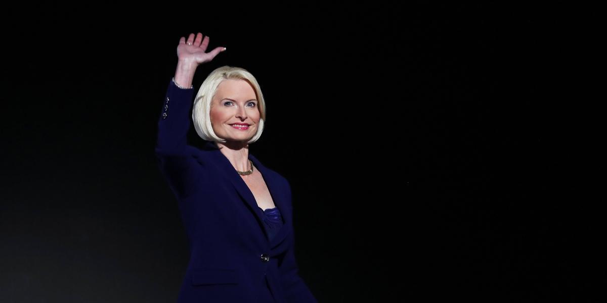 Trump nombrará a Callista Gingrich como embajadora en Vaticano