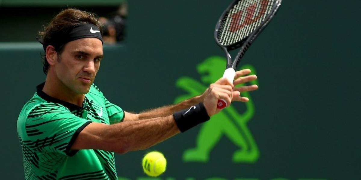 Roger Federer privilegia Wimbledon y anuncia que no jugará Roland Garros