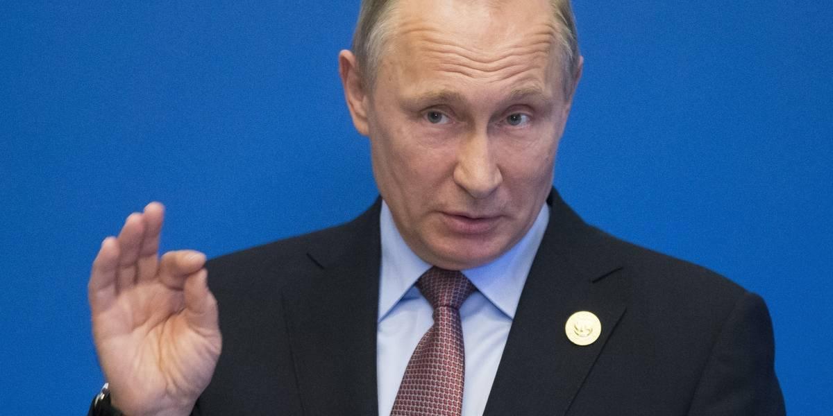 Rusia no tiene nada que ver con ciberataques: Putin